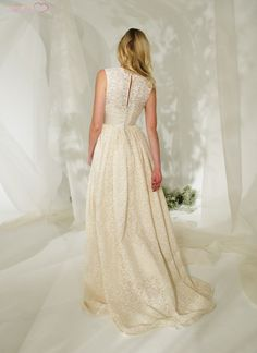 Lyn Ashworth 2014 Spring Bridal Collection Lace sleeves - love! More of the  Vintage wedding dress # Vendors- Feel free to add your name to our vendor directory Visit - http://www.niagarafleamarket.ca/vendor-directory