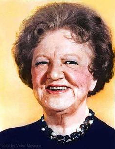 """Marion Lorne (1885 - 1968) Played Aunt Clara on the TV series """"Bewitched"""" and Mrs. Gurney on the """"Mr. Peepers"""" show"""