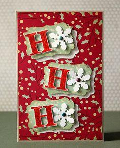 christmas card (ho-ho-ho)