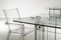 How to Get a Scratch Out of a Glass Table | eHow