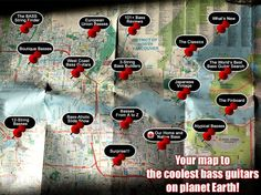 Your Map to The Coolest Bass Guitars on Planet Earth  http://bass-aholic.com/bassguitar-index.shtml