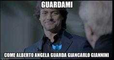 Meme di Stefania Piccin sul gruppo fb Angelers - Fan di Alberto Angela  #StanotteaFirenze