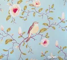 blomster tapet - Google Search