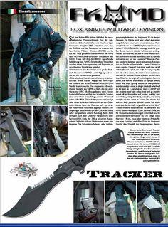 Israeli Tracker Knife