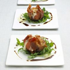 Recipe - Roasted Figs With Parma Ham and Goat's Cheese