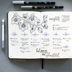 Planner Experimentalists – @bumblebujo