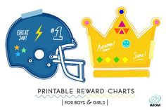 Free Rewards Chart P