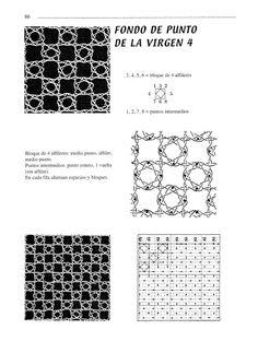 Puntos de Encaje de Bolillos - B. Cook - rosi ramos - Picasa Webalbums