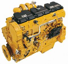 Diesel Truck Engine Cat C-15