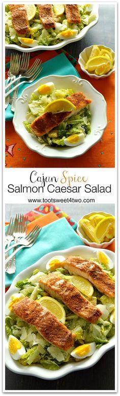 Cajun Spice Salmon C