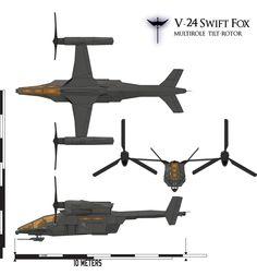 future attack VTOL