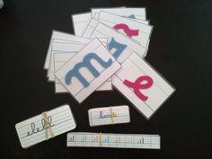 outils pour l'apprentissage de l'écriture