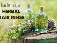 This easy DIY herbal hair rinse will take your beauty routine to the next level and give you shiny, healthy hair with the natural power of herbs! hair routine DIY Herbal Hair Rinse for Shiny and Strong Hair Wellness Mama, Hair Rinse, Hair Serum, Strong Hair, Homemade Beauty Products, Beauty Recipe, Herbal Medicine, Beauty Routines, Skincare Routine