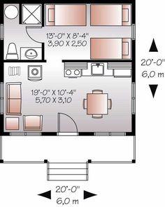 400+sq+ft+apartment | Apartment Pleasing 20 X 20 Studio Apartment ...
