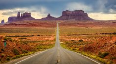 Arizona's Painted Desert lives up to its name, Along with 10 other must travel roads in America.