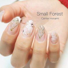 ハンド - smallforest こもりくみのネイルデザイン[No.2813639]|ネイルブック