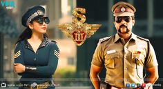 Shruti Haasan to be Suriya's wife in 'S3'!