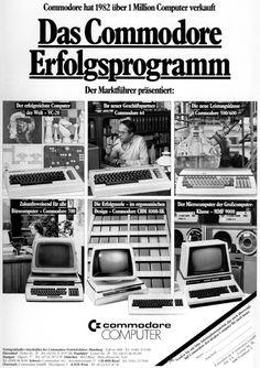 German VC20-C64-PET ad