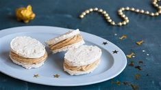 Oslaďte si sviatky a upečte si laskonky podľa Veronikinho receptu. Lidl, Feta, Dairy, Cheese, Baking, Bakken, Backen, Sweets, Pastries