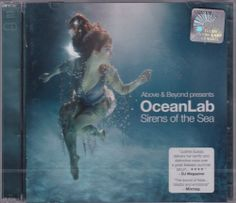 ABOVE & BEYOND OCEANLAB Justine Suissa Sirens of The Sea + Greatest Hits 2CD EDT