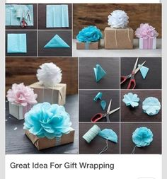 How To Make Your Own Gift Bow