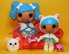 Lalaloopsy Cake Topper For Sale