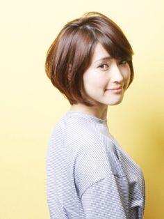 【ショートボブ&ミディアムボブ】大人の女性に似合うヘアスタイルまとめ♪