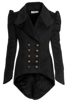 Beethoven Jacket Lucifer Black