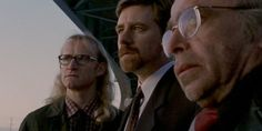 The Lone Gunmen are awesome! The X Files, The Lone Gunmen, Annabeth Gish, Mitch Pileggi, Jump The Shark, David Duchovny, Gillian Anderson, My One And Only, Best Shows Ever