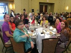 """""""Doll Friends 4 Ever!"""" - photo from our luncheon. ^kv"""