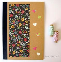 SPRING: per scrivere desiderando la primavera  #Martecose #shop #alittlemarket  #alm #love #paper #papier #carta #cratf