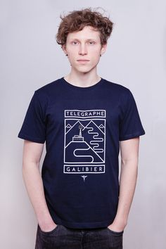 T-Shirts – The Handmade Cyclist, a collection of 4 designs Stand out from the peloton. Organic Cotton t-shirts, hand screen-printed with love in the UK Organic Cotton T Shirts, Lifestyle Photography, Product Photography, Cycling Art, Commercial Photography, Dark Navy, Cool T Shirts, Shirt Designs, Prints