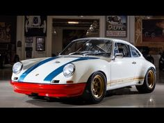 Jay Leno's Garage - Porsche wizard and urban outlaw extraordinaire Magnus Walker returns to the garage for an in-depth look at his self-described best build to date. Magnus Walker fucking RULES!