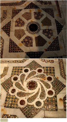 Pavimento Musivo del Duomo di Monreale