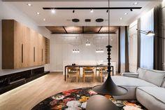 Apartment in Warsaw by Nasciturus Design