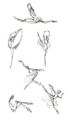 Dance art (could be a tattoo?)