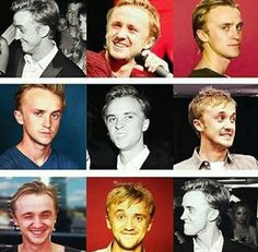 Tom Felton /Draco malfoy ,the boy who makes me melt