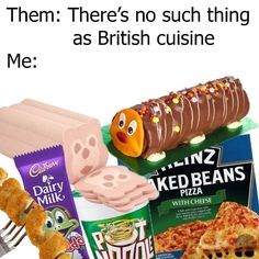These snacks were a big part of your life if you grew up British. | 11 Differences Between Growing Up British And Growing Up Russian