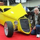 There's no doubt about it, the cars are the stars of Meguiar's annual Detroit Autorama.  But if you attend the custom and classic car show and don't stop to talk to the people behind the cars, you're doing yourself a disfavor.