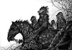 Prince of Thorns fan art