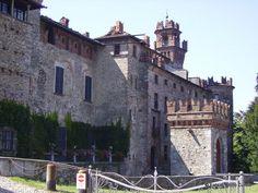 Il castello Visconti di San Vito a Somma Lombardo - LaBissa.com