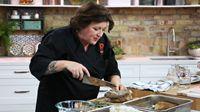 Chef Lynn Crawford shares two recipes that will wow your guests- (Salt Crust) Salt Baked Prime Rib Roast and Coffee Break Milkshake. Lynn Crawford, Prime Rib Roast, Main Courses, Coffee Break, Dinner Tonight, Milkshake, Beef Recipes, Main Dishes, Dinners