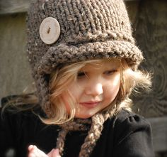 9a48cd5fc8d Ravelry  The Dakota Cap pattern by Heidi May Knitting Wool