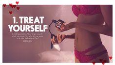 Victoria's Secret, Valentine's Day --- #VictoriasSecret #Bags #Hearts #ValentinesDay