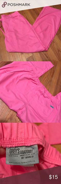 Grey's Anatomy pants Modern Fit 5 pocket pink pants, size medium! Grey's Anatomy  Pants