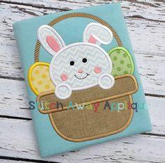 Bunny Boy Basket 2