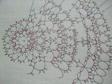 編み図「空」を公開します^^|野乃のきまぐれHANDMADE生活♪