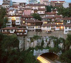 Veliko Turnovo, Bulgaria.