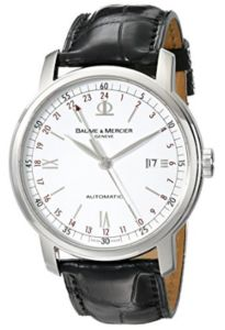 Baume & Mercier Men's Executive Swiss Watch  #baume & mercier #watches