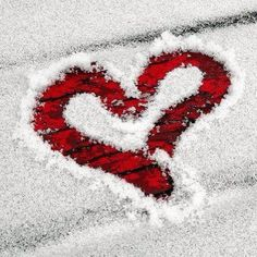 hearts,snow,winter,love